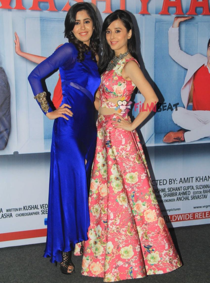 'Badmashiyaan' Movie Press Conference Photos