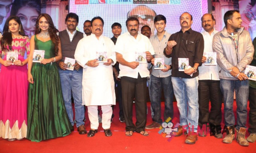 Hyderabad Love Story Audio Launch Photos