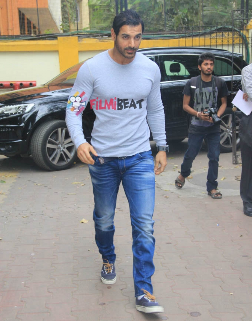 John Abraham At Launch Of Book 'In Search Of Dignity And Justice' Photos