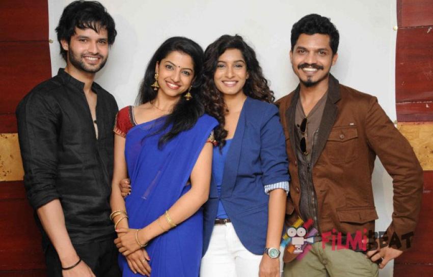 'Kahi' Film Press Meet Photos