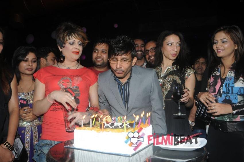Kamaal Rashid Khan's Birthday Bash Photos