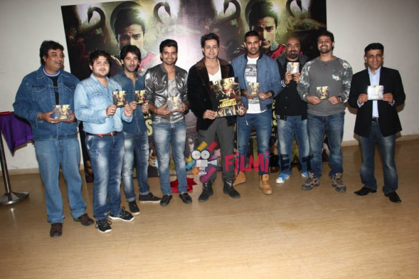 'Kamasutra' Music Album Launch Photos