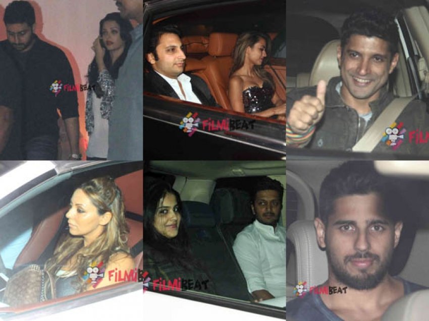 Karan Johar's Party Photos
