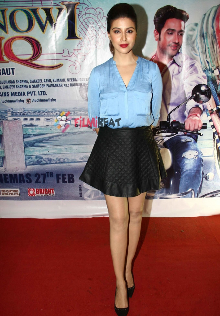 'Lucknowi Ishq' First Look & Music Launch Photos