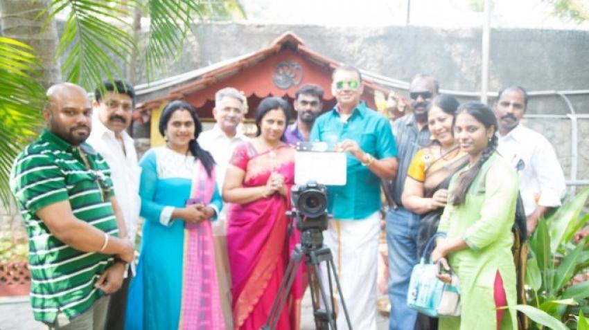 Ammini Movie Launch Photos