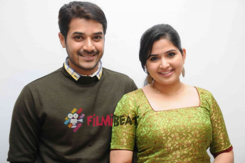 Love Lavike Serial Press Meet Photos