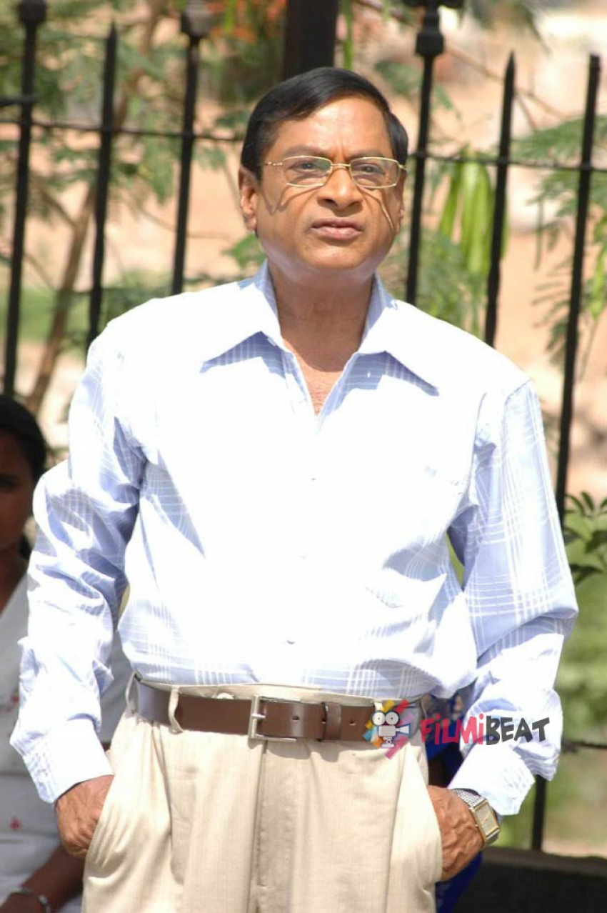 M. S. Narayana Photos