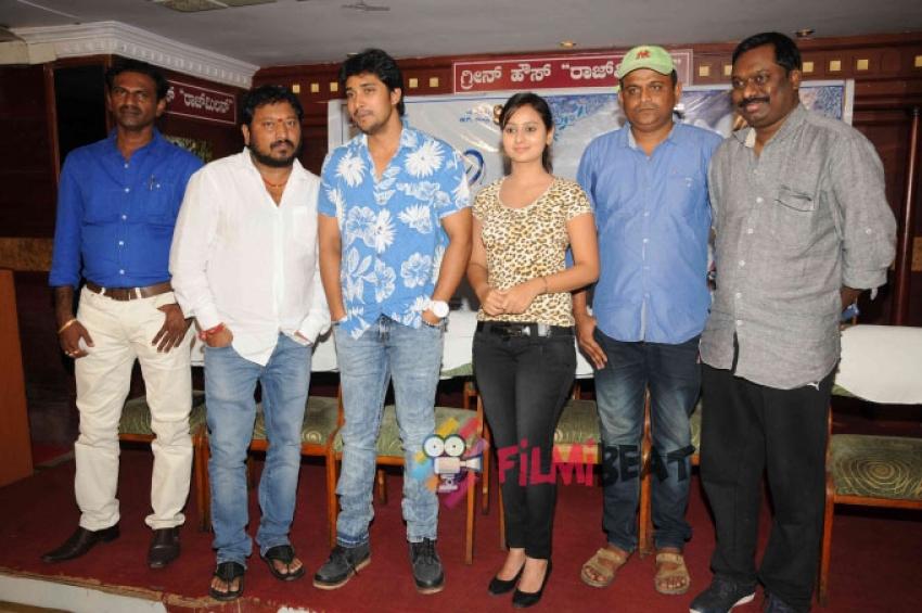 Male Film Press Meet Photos