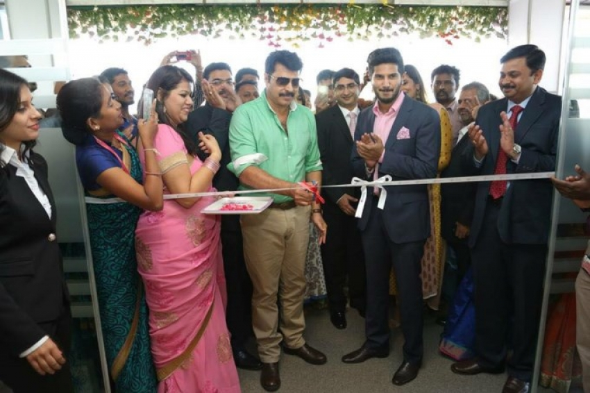 Mammootty's Motherhood Hospital Inaugurated At Hebbal Photos