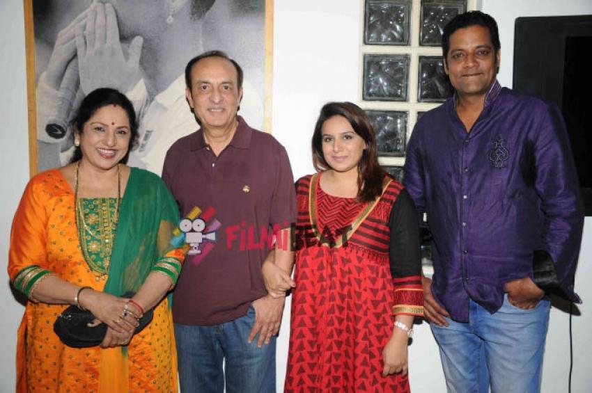 Abhinetri Film Press Meet Photos