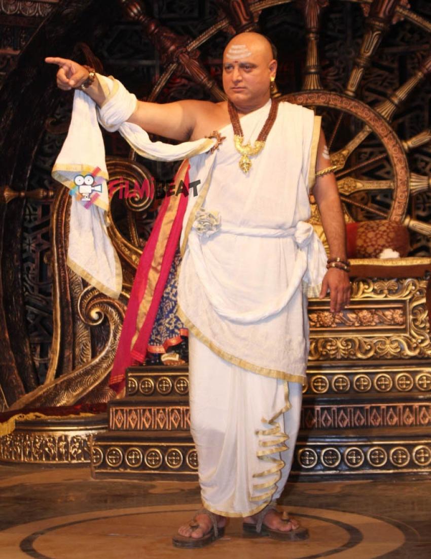 Grand Launch Of 'Chakravartin Ashoka Samrat' Photos