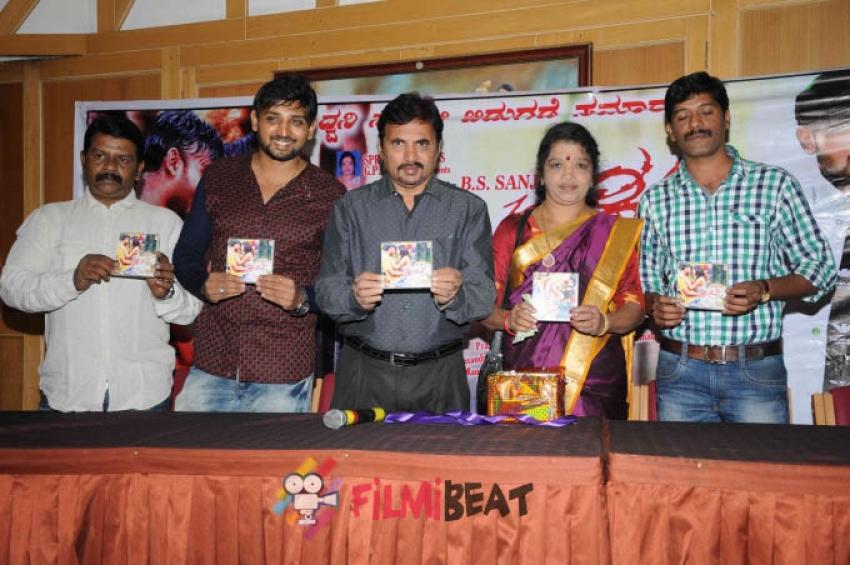 Mirchi Film Audio Release Photos
