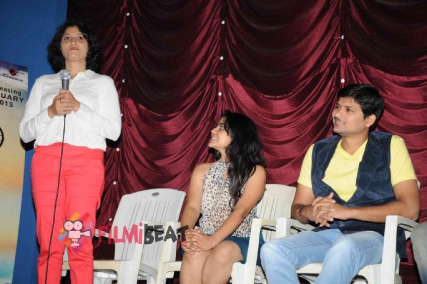 Mirchi Mandakki Kadak Chai Film Press Meet Photos