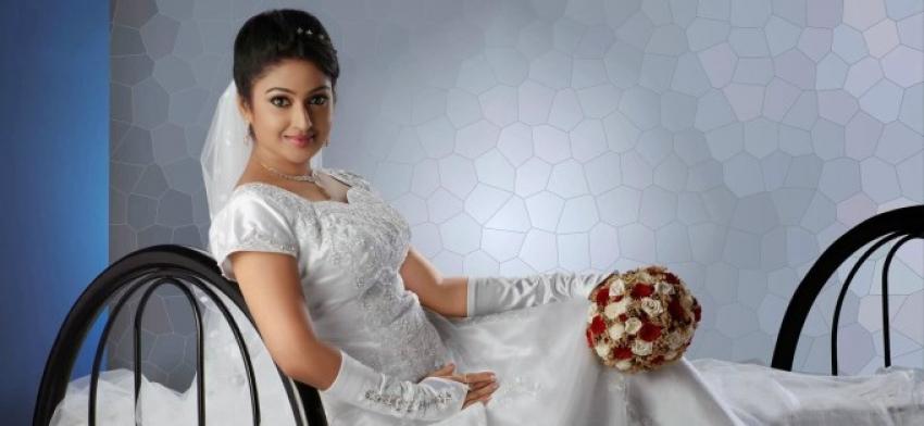 Mithra Kurian Wedding Photos