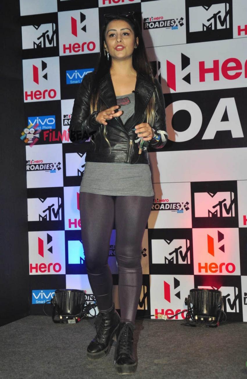 'MTV Roadies X2' Launch Photos