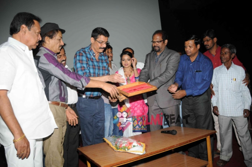 Prakruthiya Madilu Banavaase Film Press Meet Photos