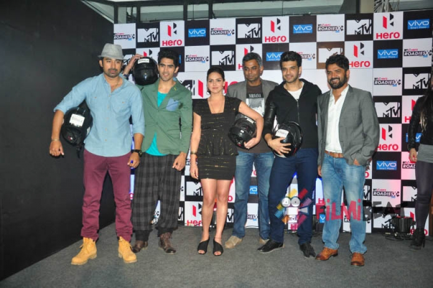 'MTV Roadies X2' Launch Photos