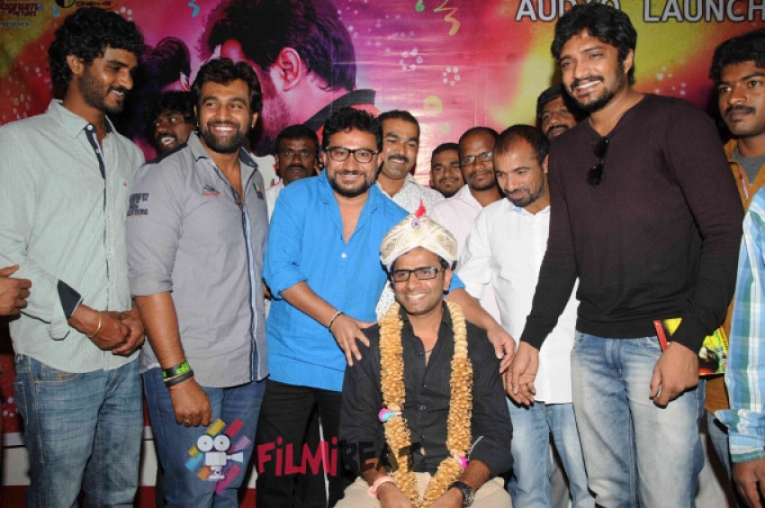 Rudra Tandava Film Audio Release Photos