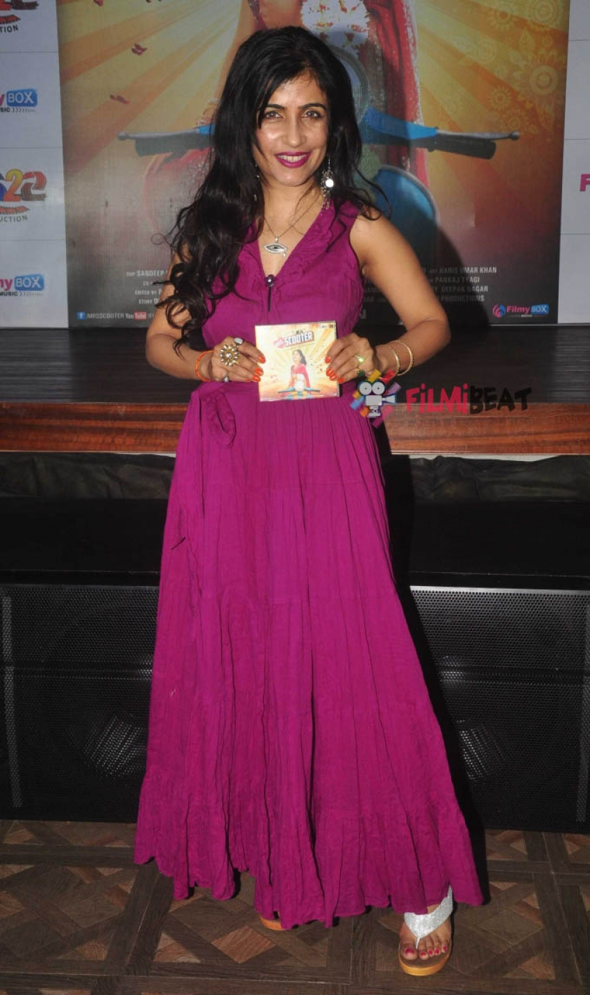 'Mrs. Scooter' First Look & Music Launch Photos