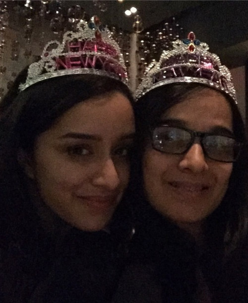 How Bollywood Celebs Welcomed New Year 2015 Photos
