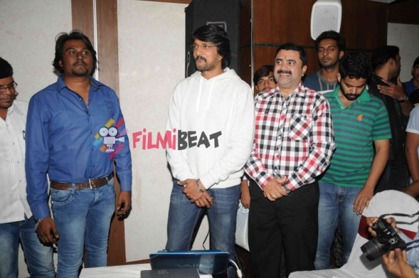 Players Film Press Meet Photos