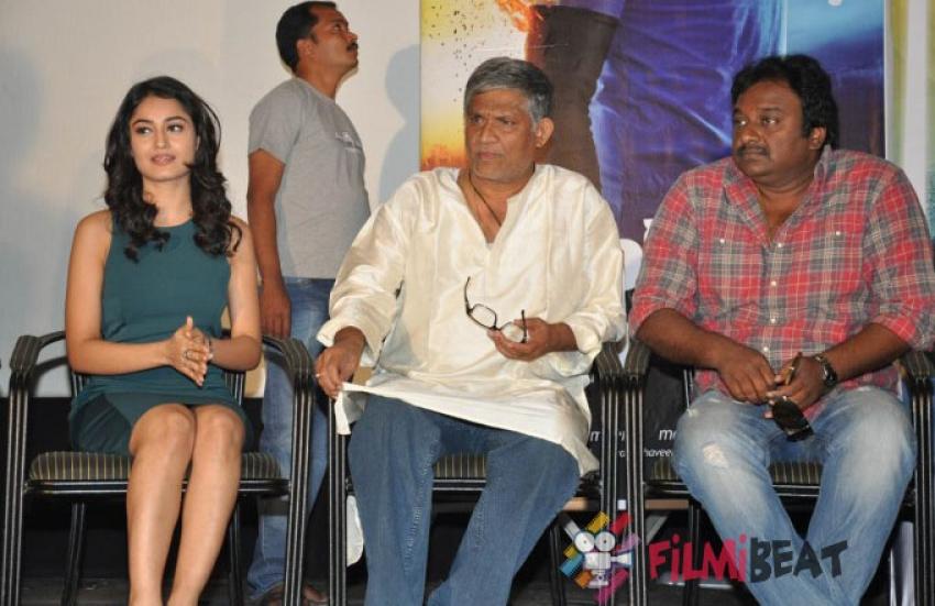 Surya Vs Surya Teaser Launch Photos