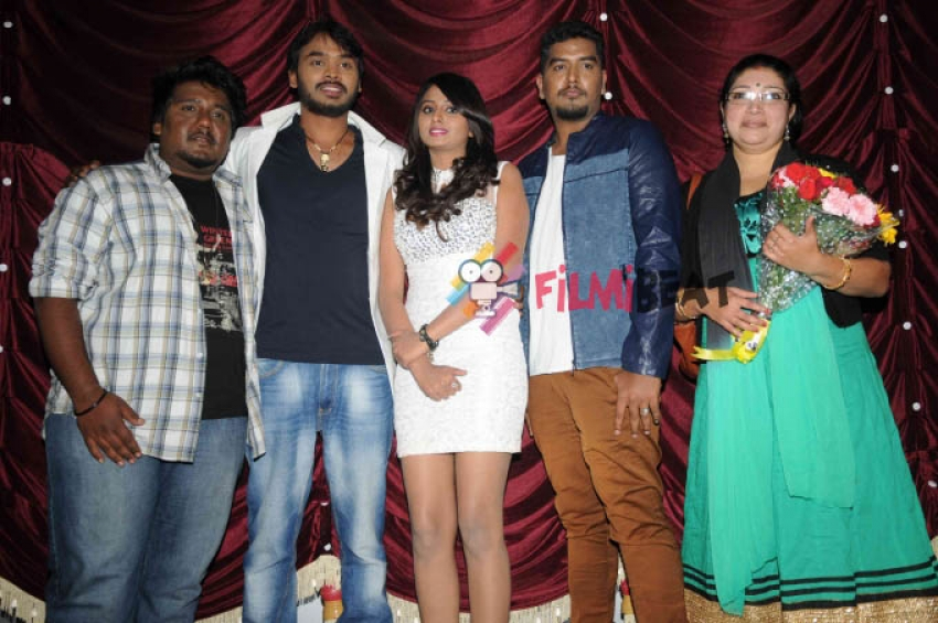 Thamisra Film Press Meet Photos