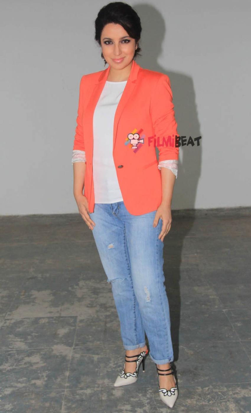 Tisca Chopra Interview For Movie Rahasya Photos