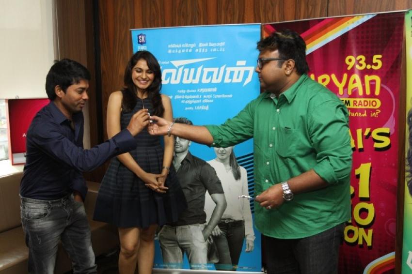 Valiyavan Audio Launch Photos