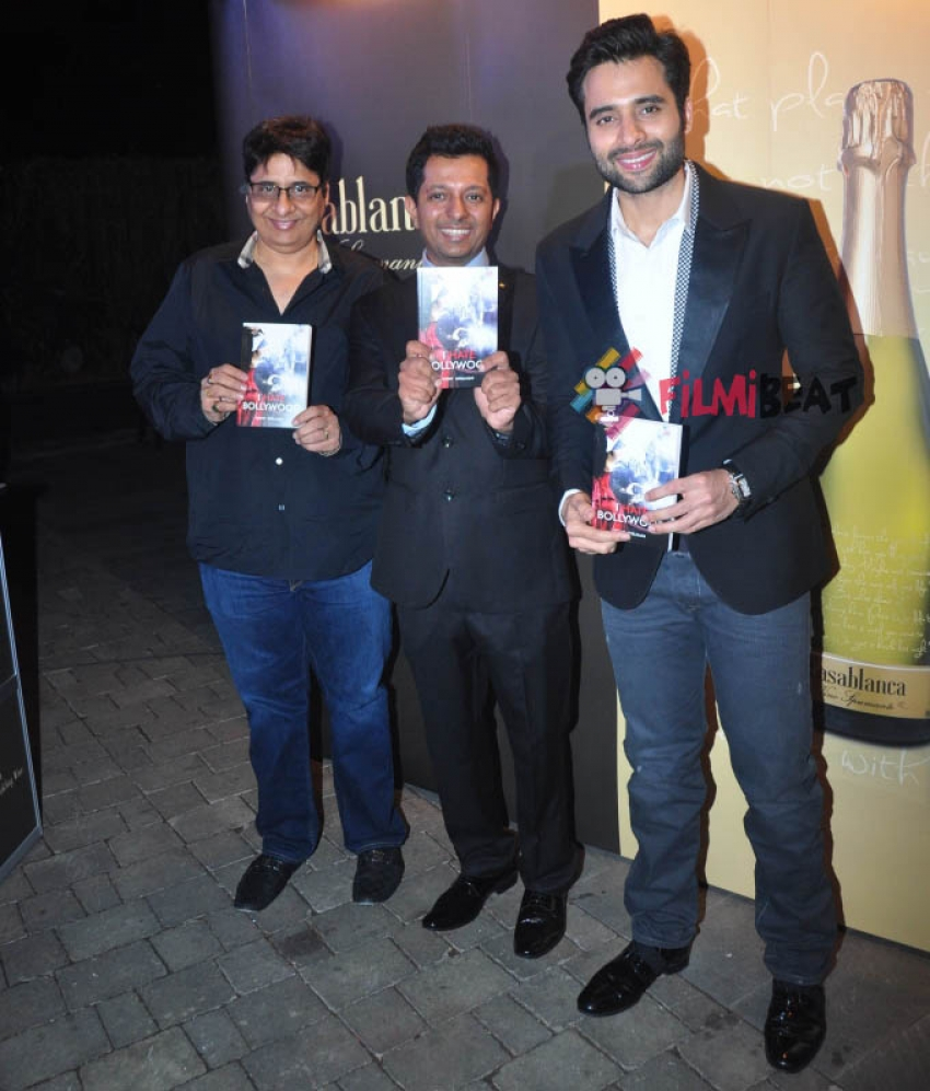 Amitabh Bachchan Unveils Rohit Khilnani's Book 'I Hate Bollywood' Photos