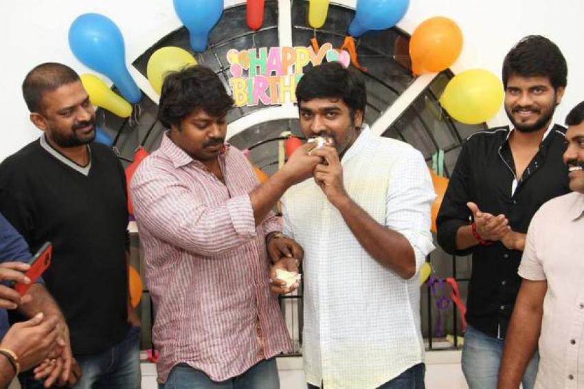 Vijay Sethupathi Birthday Celebration Photos