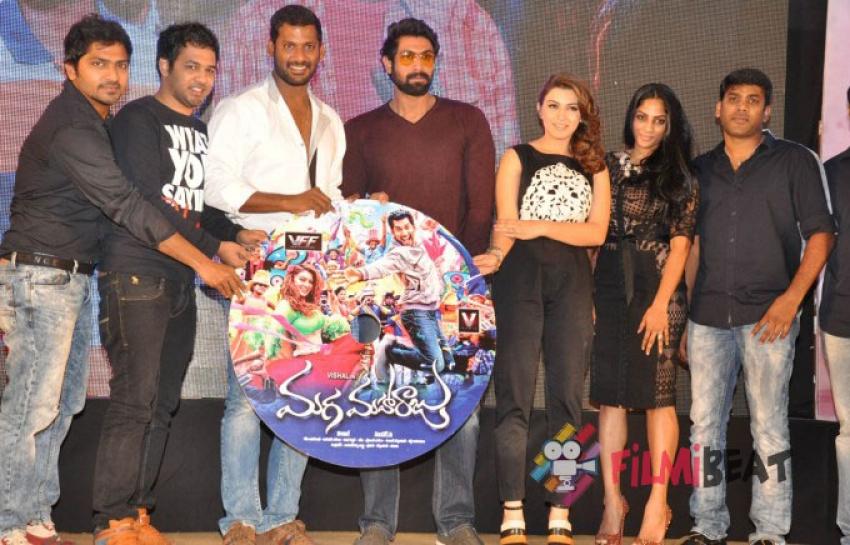 Maga Maharaju Audio Launch Photos