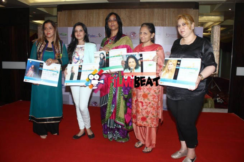 Women Power Calender Launch 2015 Photos
