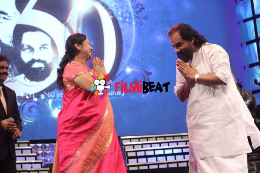 Yesudas 50 Musical Event Photos