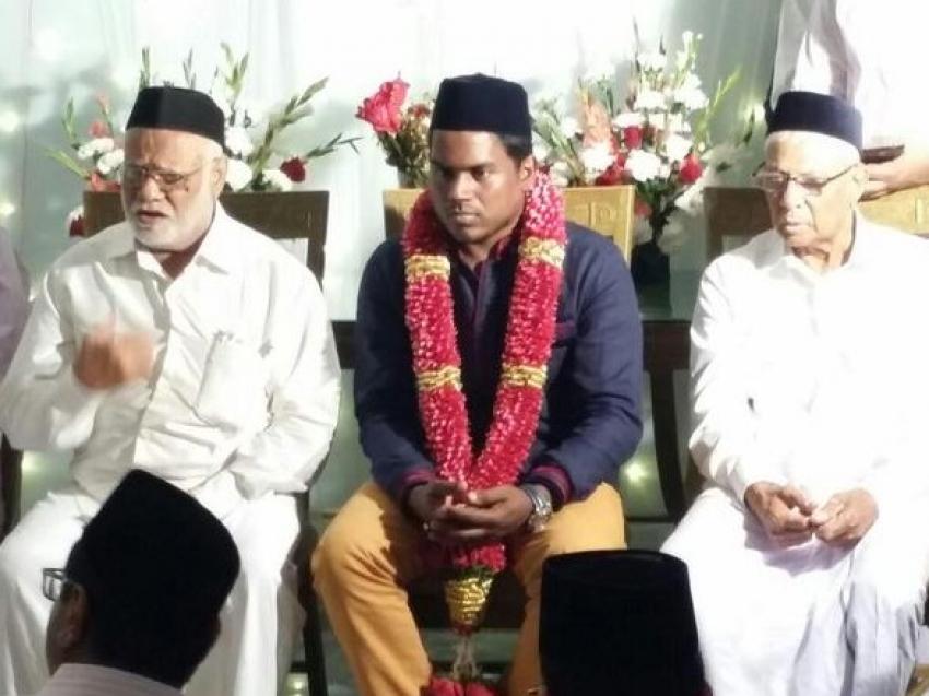 Yuvan Shankar Raja Weds Jibran Nisar Photos