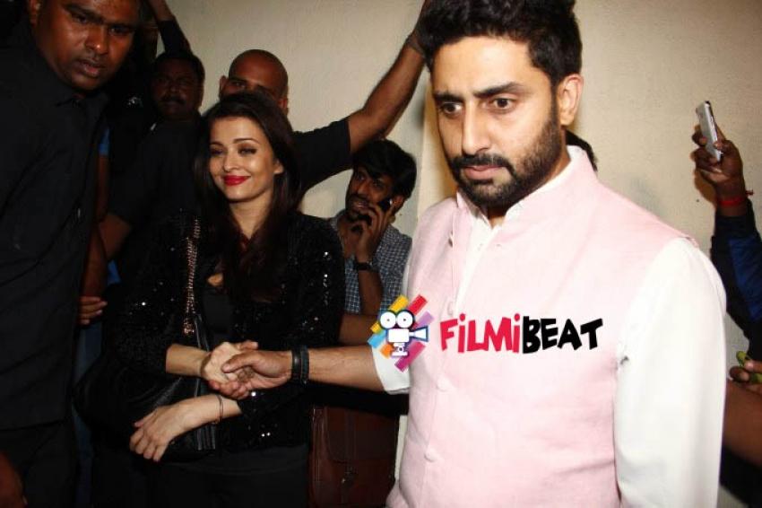 Shamitabh Movie Special Screening Photos