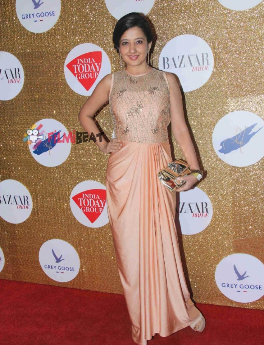 Bollywood Celebs At Harper's Bazaar Bride Anniversary Bash Photos