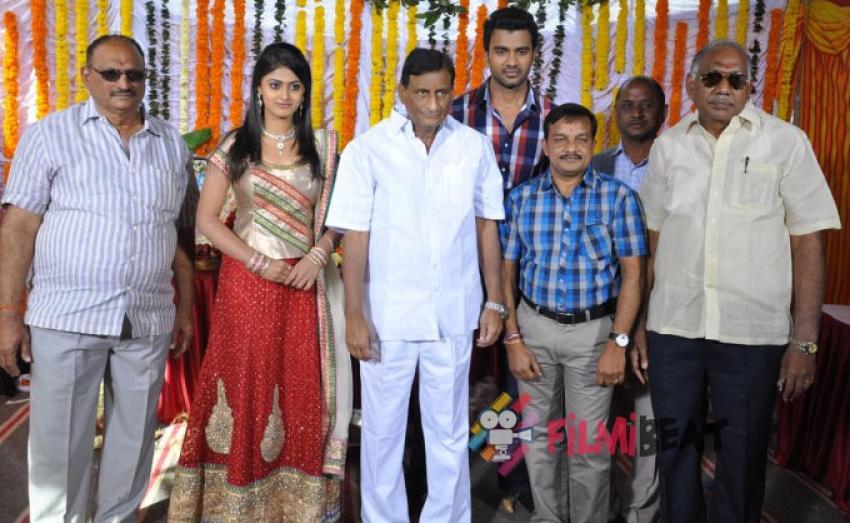 Anaganaga Oka Chitram Movie Launch Photos