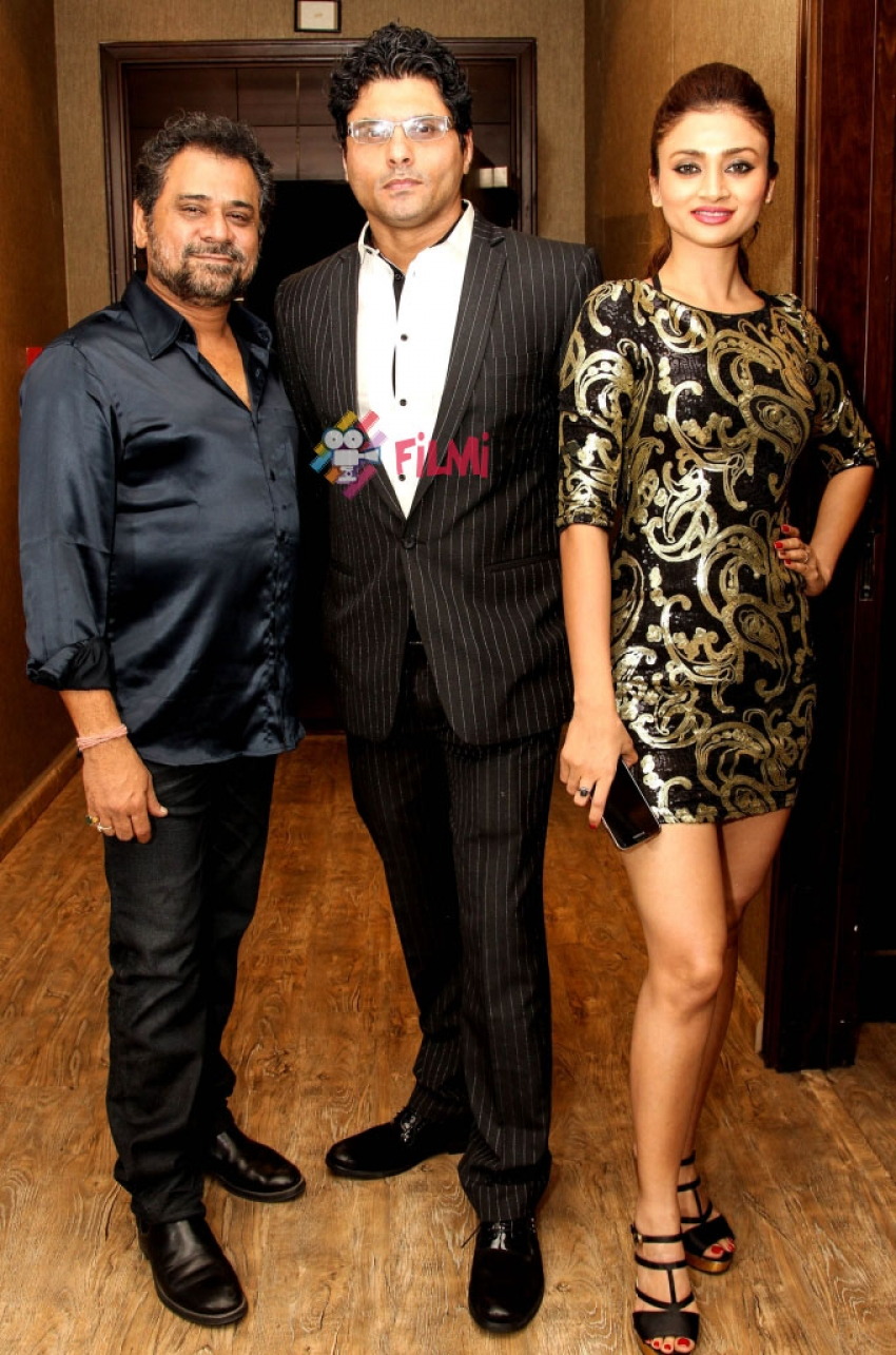 Anil Kapoor, Surveen Chawla & Anees Bazmee Visited Libas Store Photos