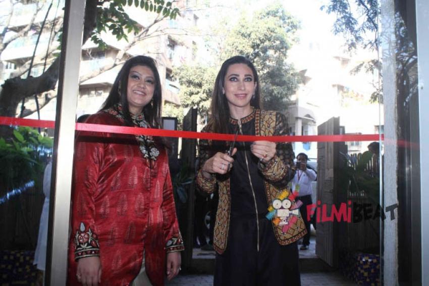 Karisma Kapoor Launches Anjali Jain's Store Photos