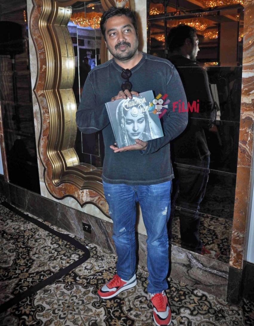 Launch Of Screenplays Of Guru Dutt's Films Photos