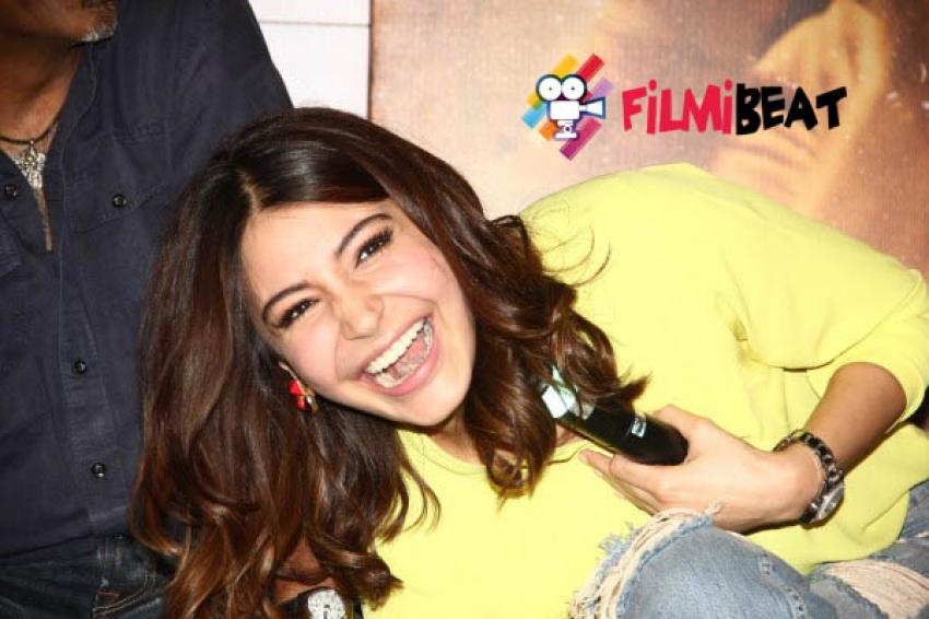 Anuskha Sharma Launch NH10 Trailer Photos