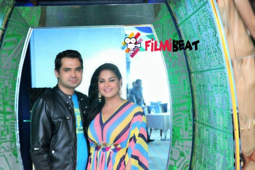 Veena Malik Khan Birthday Celebrations Photos