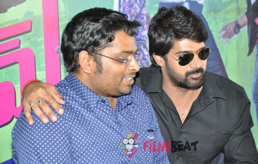 Bham Bolenath Movie Press Meet Photos