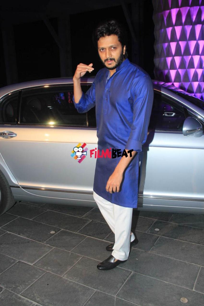 Bollywood Stars Studded Rahul Thackeray's Reception Photos