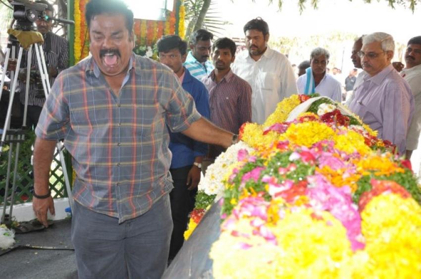 D. Ramanaidu Anthima Yatra Photos