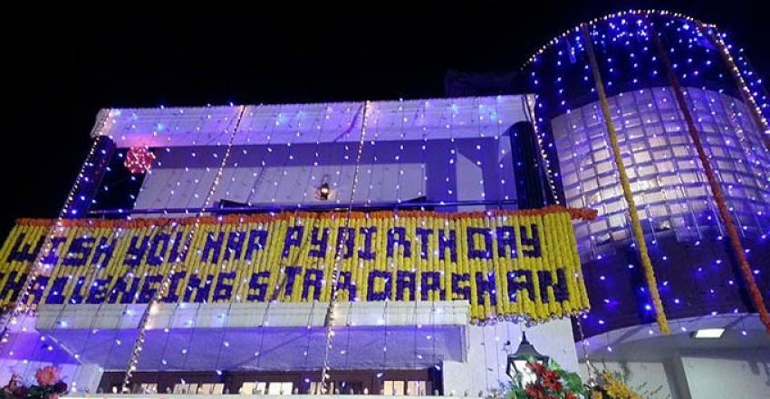 Darshan 37th Birthday Celebration Photos