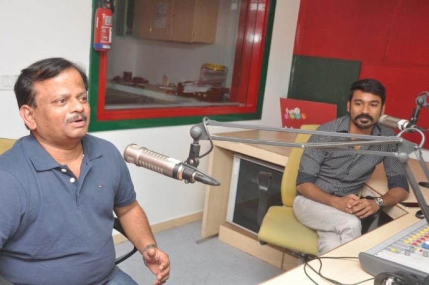 Anekudu Promotions at Radio Mirchi Photos