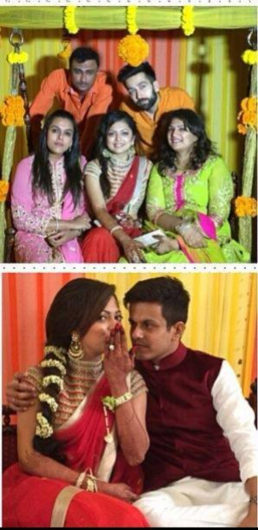 Drashti Dhami ties knot with Neeraj Khemka Photos