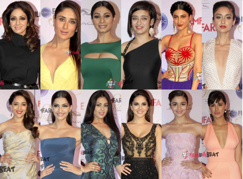 Ciroc Filmfare Glamour And Style Awards 2015 Photos